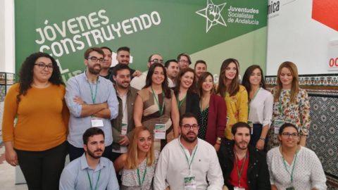 11 Congreso de las Juventudes Socialistas de Andalucía