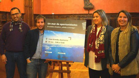 AYAMONTE ACOGE ESTE MARTES UN ENCUENTRO DE LA ASOCIACIÓN DE JÓVENES EMPRESARIOS DE HUELVA